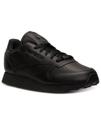 Reebok Women's Classic Leather Casual Sneakers from Finish Line
