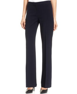 Nine West Flare-Leg Dress Pants