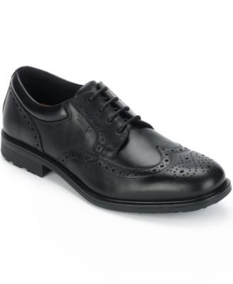 Rockport Essential Details Waterproof Wing Tip Oxfords- Extended Widths Available