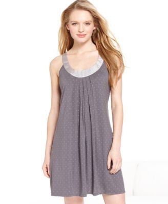 Alfani Essentials U-Neck Chemise