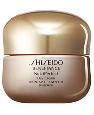 Shiseido Benefiance NutriPerfect Day Cream SPF 18, 1.7 oz