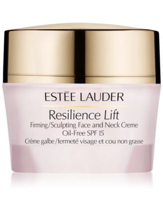 Estée Lauder Resilience Lift Firming/Sculpting Face and Neck Creme Oil-Free Broad Spectrum SPF 15