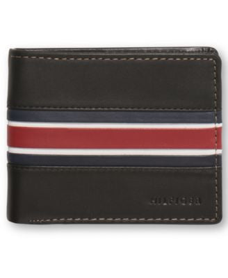 Tommy Hilfiger Murrey Double Billfold Bifold Wallet