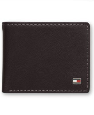 Tommy Hilfiger Logan Double Billfold Wallet