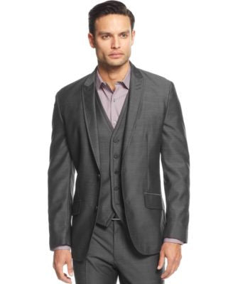 INC International Concepts Men's Slim Fit Royce Blazer