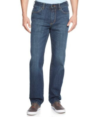 Tommy Bahama Men's Walker Vintage Straight Fit Jeans