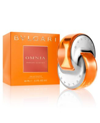 BVLGARI Omnia Indian Garnet Fragrance Collection