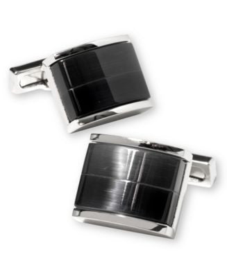 Kenneth Cole New York Cat Eye Cufflinks