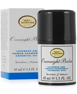 The Art of Shaving Overnight Balm, 1.5 oz