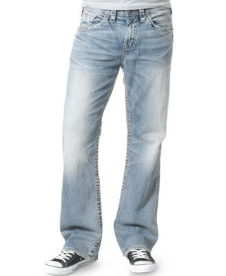 Silver Jeans Men's Grayson Straight-Leg Relaxed-Fit Jeans
