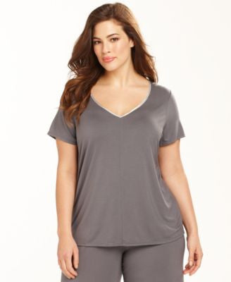 Alfani Plus Size Essentials Top, Only at Vogily