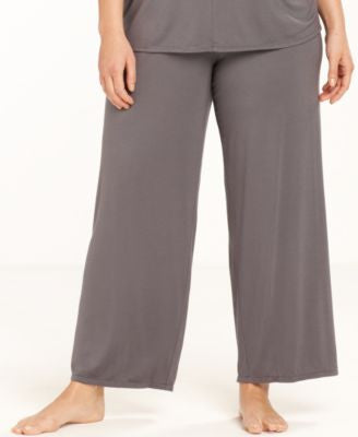 Alfani Plus Size Essentials Pajama Pants, Only at Vogily