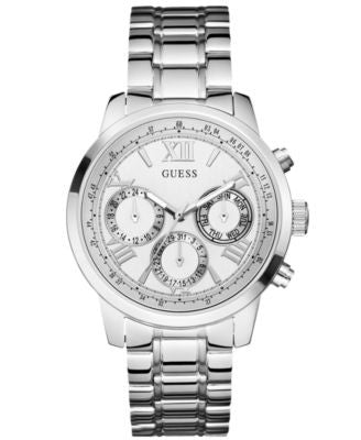 GUESS Women's Stainless Steel Bracelet Watch 42mm U0330L3