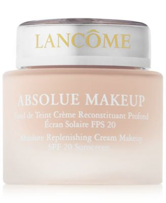 Lancôme ABSOLUE MAKEUP Absolute Replenishing Cream Makeup SPF 20