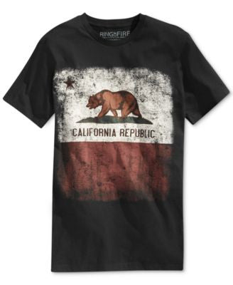 Ring of Fire Cali Fade T-Shirt
