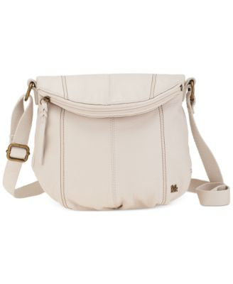 The Sak Deena Flap Leather Crossbody