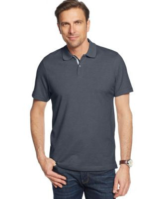 Tasso Elba Signature Textured Polo