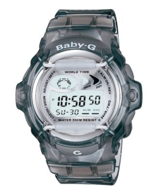 Baby-G Watch, Women's Digital BG169-8V