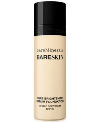Bare Escentuals bareMinerals bareSkin Pure Brightening Serum Foundation