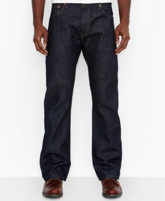 Levi's Men's 517 Bootcut Fit Rigid Jeans