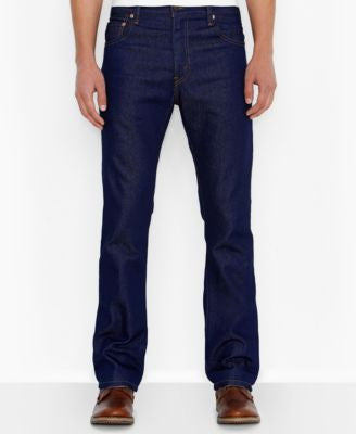 Levi's Men's 517 Bootcut Fit Indigo Flex Jeans