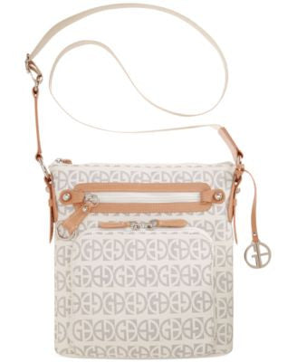 Giani Bernini Block Signature Crossbody