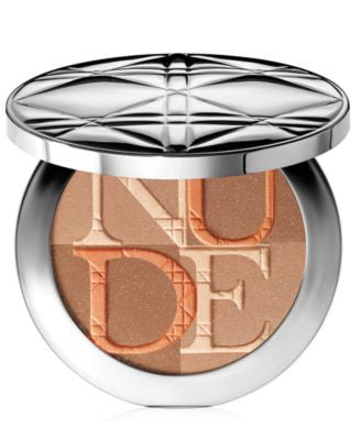Dior Nude Shimmer Powder - Dior Summer Look