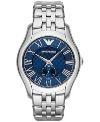 Emporio Armani Unisex Stainless Steel Bracelet Watch 45mm AR1789