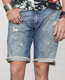 Denim & Supply Ralph Lauren Men's Slim-Fit Oceanside Denim Shorts