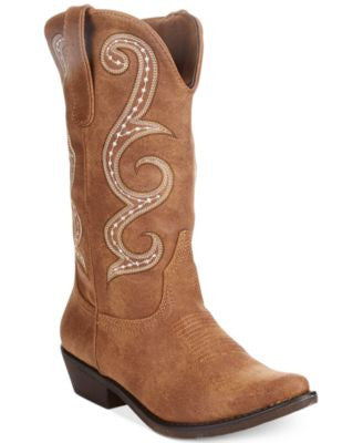 American Rag Dawnn Western Boots, Only at Vogily