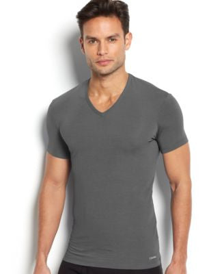 Calvin Klein Men's Underwear, Body Modal V-Neck U5563