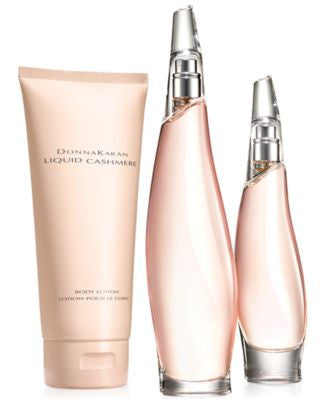 Donna Karan Liquid Cashmere Fragrance Collection