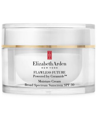 Elizabeth Arden Flawless Future Powered by Ceramide Moisture Cream Broad Spectrum Sunscreen SPF 30,