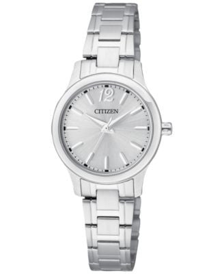 Citizen Women's Stainless Steel Bracelet Watch 25mm EL3030-59A