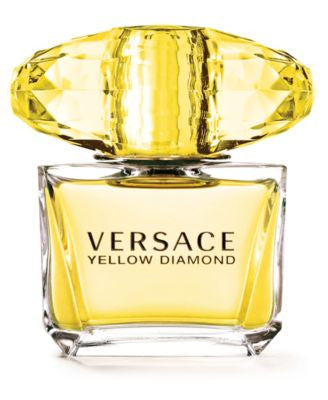 Versace Yellow Diamond Eau de Toilette, 3 oz