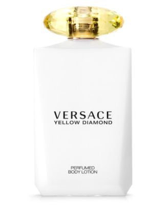 Versace Yellow Diamond Perfumed Body Lotion, 6.7 oz