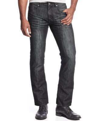 INC International Concepts Men's Kurtis Berlin Slim-Straight Jeans, Only at Vogily