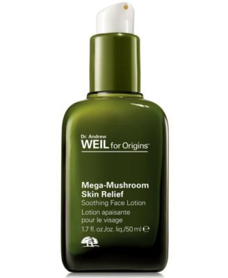 Origins Dr. Andrew Weil for Origins Mega-Mushroom Skin Relief Soothing Face Lotion, 1.7 oz