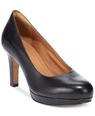 Clarks Artisan Women's Delsie Bliss Platform Pumps