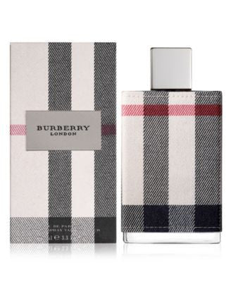 Burberry London Eau de Parfum Spray, 3.3 oz