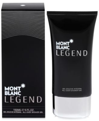 Montblanc Legend All-Over Shower Gel, 5 oz