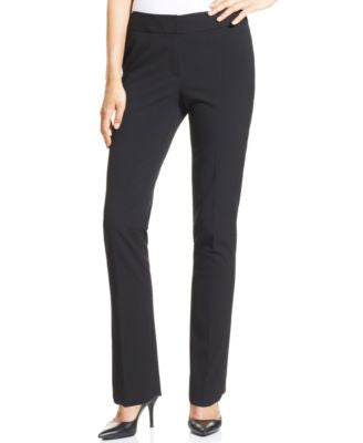 Nine West Skinny-Leg Stretch Pants