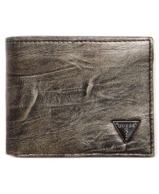 GUESS Bowen Double Billfold Wallet