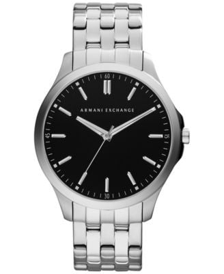 A|X Armani Exchange Men's Stainless Steel Bracelet Watch 45mm AX2147