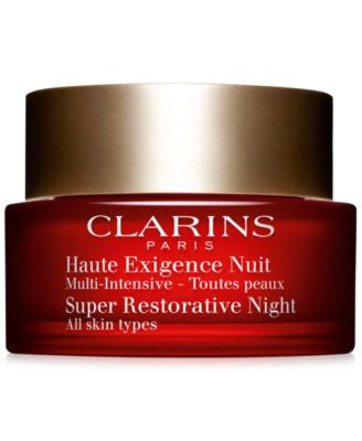 Clarins Super Restorative Night Cream, 1.7 oz