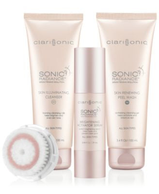 Clarisonic Sonic Radiance Brightening Transformation Kit