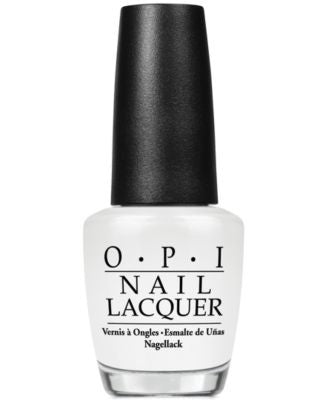 OPI Nail Lacquer, Alpine Snow