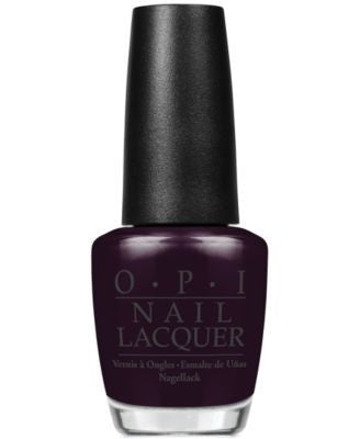 OPI Nail Lacquer, Lincoln Park After Dark