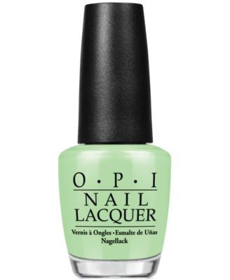 OPI Nail Lacquer, Gargantuan Green Grape