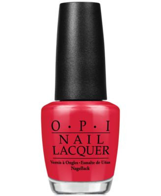 OPI Nail Lacquer, An Affair in Red Square